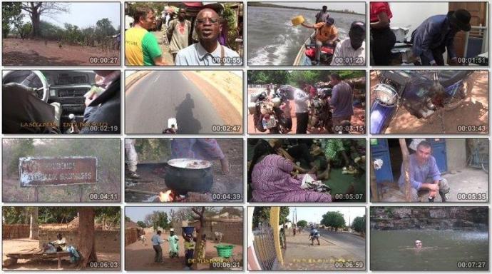 Etapa Dakar Burkina