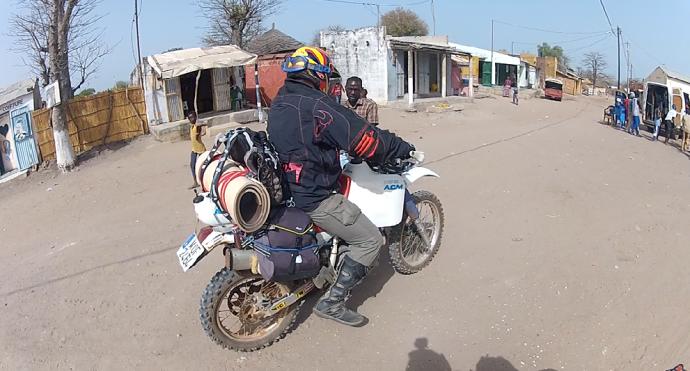En cualquier sitio de Senegal