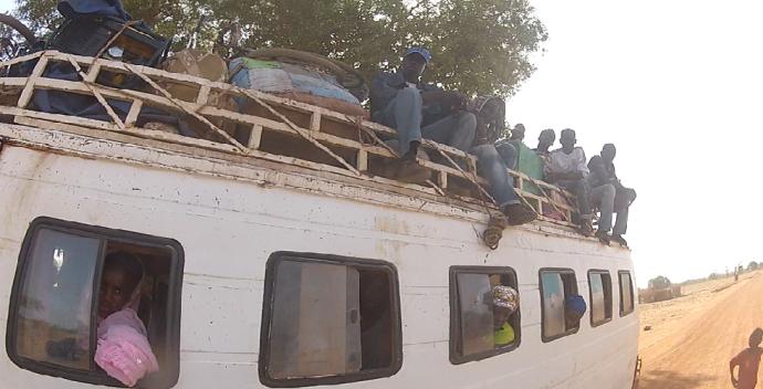 Por caminos de Senegal