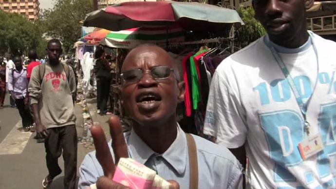Un tenor en Dakar