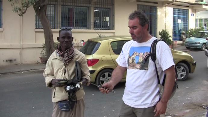 Vendo todo en Dakar