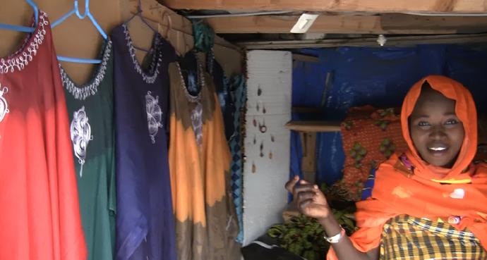 La tienda de trajes ñaca ñaca
