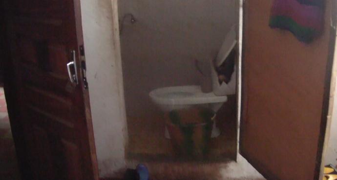 Baño Hotel en Labe